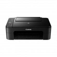 Canon Pixma E3370 Inkjet Printer (Black)
