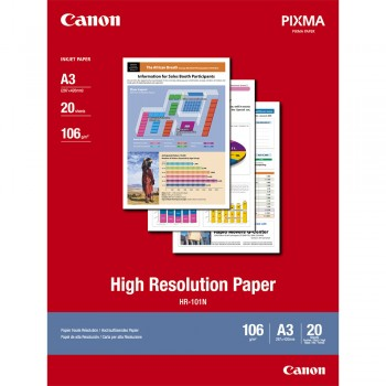 Canon HR-101 A3 High Resolution Paper (20 shts)