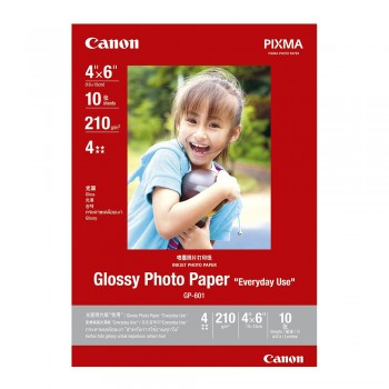 Canon Glossy Photo Paper 4x6 (10 Shts)