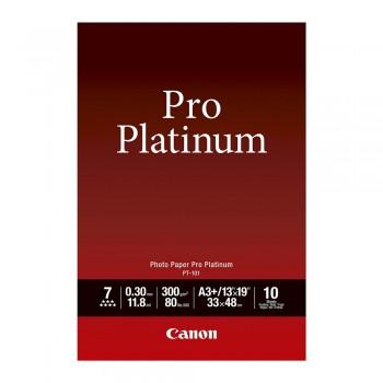 CANON PT-101 A3+ Photo Paper Pro Platinum - 10 shets