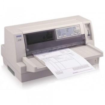 EPSON LQ-680PRO - A4 24-Pin Parallel Flat-Bed Dot Matrix Printer