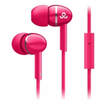 GO GEAR In-Ear Headphones Sparklers - Red (Item No: D11-06) A4R3B42