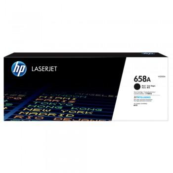 HP 658A Black Original LaserJet Toner Cartridge