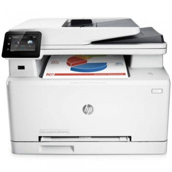 HP Color LaserJet Pro MFP M277dw - A4 4in1 Touchscreen LCD Printer