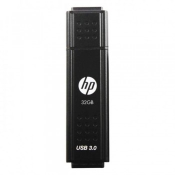 HP X705W Stainless Steel USB Flash Drive - 32GB