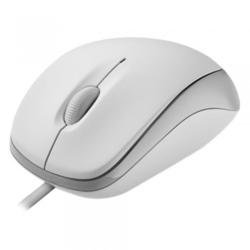 Microsoft L2 Basic Optical Mouse Mac/Win USB Port - White (Item No: MSP58-00066) A4R3B50