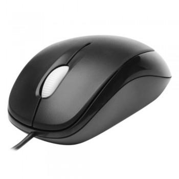 Microsoft L2 Basic Optical Mouse Mac/Win USB Port - Black (Item No: MSP58-00065) A4R3B50
