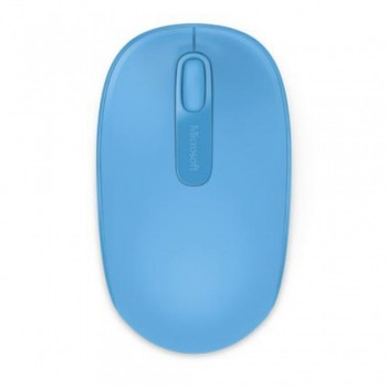 Microsoft Wireless Mobile Mouse 1850 - Blue (Item No: MSU7Z-00059)