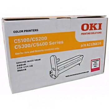 OKI 42126610 C5100/5200/5300 Magenta Drum (Item no: OKI C5100 M DR)