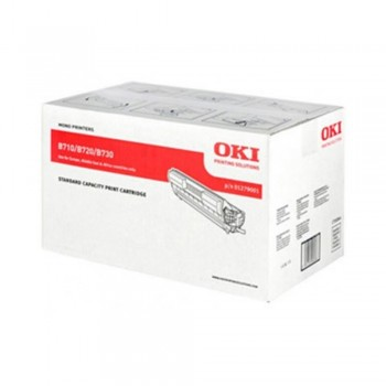 OKI B710-720-730 Black Toner  01279001 (Item No: OKI C700 TNR)