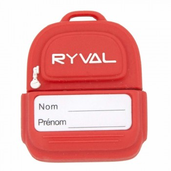 Ryval Cartable 8GB - Red
