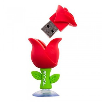 Ryval Rose 8GB - Red