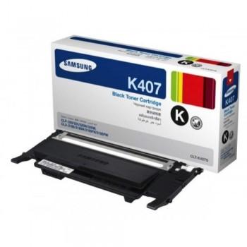 Samsung CLT-407 Black Toner Cartridge (SG CLT-K407S/SE)