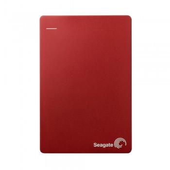 Seagate STDR1000303 Backup Plus 1TB Slim Portable Drive (Red)