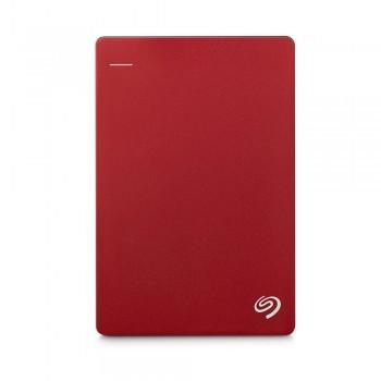Seagate STDR2000303 Backup Plus 2TB Slim Portable Drive (Red)