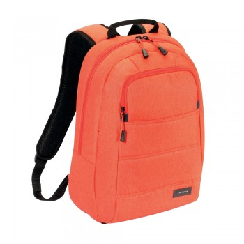 "Targus 15"" Groove X Backpack - Fiesta Orange (Item No : TGS15GROOVEX-OR)"