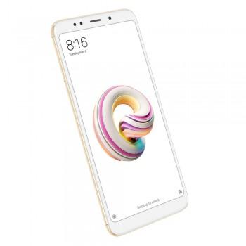 """Xiaomi Redmi 5 Plus 5.99"""" FHD SmartPhone - 32gb, 3gb, 12mp, 4000mAh, Gold"""