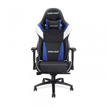 ANDA SEAT Gaming Chair Assassin Series - Black/White/Blue