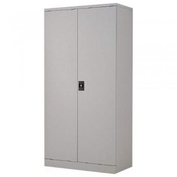 Full-Height Steel Cupboard LX33C - Swing Door with 3 Shelves
