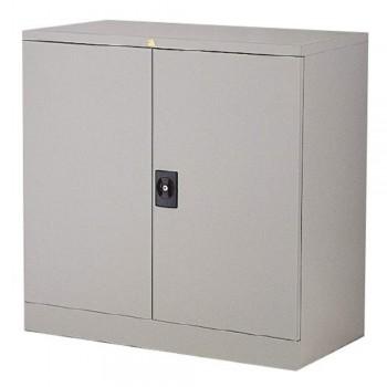 Half-Height Steel Cupboard LX32C - Swing Door with 1 Shelve