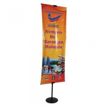 Bunting Stand BB99 - (Double Sided) H145- 260cm