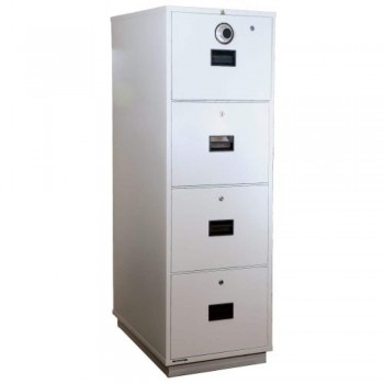 Fire Resistant Cabinet RP4 - 4-Drawer