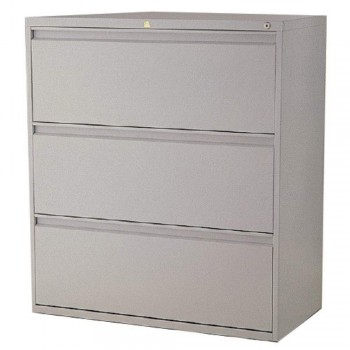 Lateral Filing Cabinet LF3D - 3-Drawer