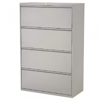 Lateral Filing Cabinet LF4D - 4-Drawer