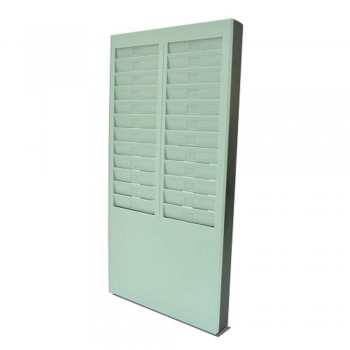 Time Card Rack - Punch Card Rack 24 pockets (Item No: G03-04) A1R5B95