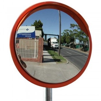 S.Steel Outdoor Convex Mirror 600mm