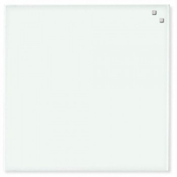 NAGA Magnetic Glass Board - White (Item No: G14-02)