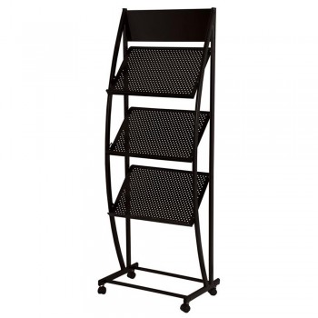 Newspaper & Magazine Rack MR1528 ( ITEM NO : G05 76 )