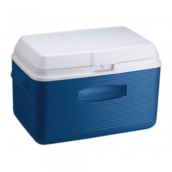 "Rubbermaid 34 Qt Cooler 2A20 - 32.2 Litre (12.4"" L x 17.4"" W x 13.3"" H) (Item No: H02-03)"