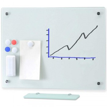 MGW1212 Magnetic Glass Board 120 x 120CM (Item No:G05-202)