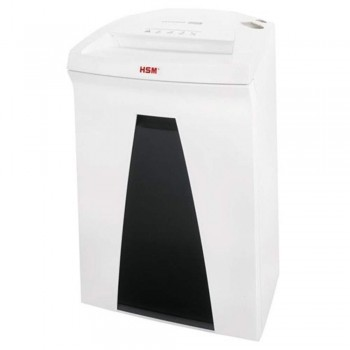 HSM Securio B24S Document Shredder - 3.9mm - Strip-Cut - 24 sheets 70gsm paper - 34L