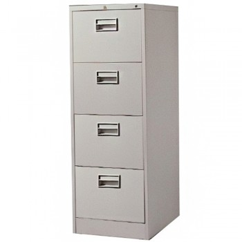 LX-44PS-AT 4 Drawer Steel Filing Cabinet