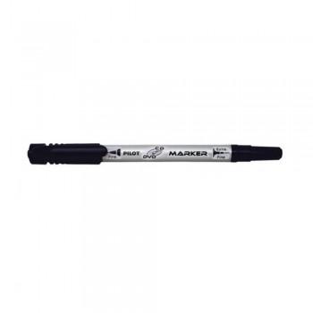 Pilot SCA-TMCD -CD/DVD Marker Pen 2 & 0.8mm - Black