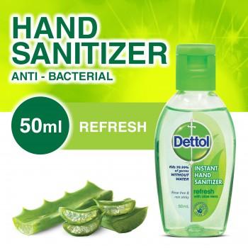 Dettol Hand Sanitizer Refresh 50ml