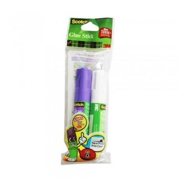 3M 7G Glue Stick (Twin Pack) GL-0161