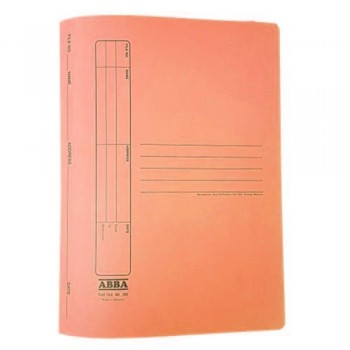 ABBA MANILA FLAT FILE 303 ORANGE