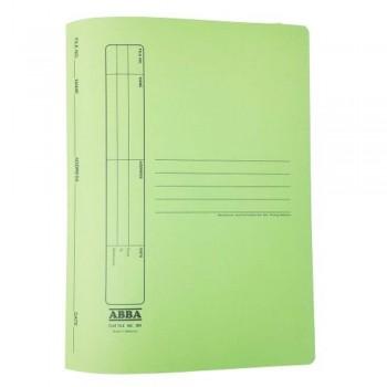 ABBA Manila Flat File 303 - Green