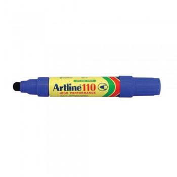 Artline EK110 Giant Paint Marker 4mm - Blue