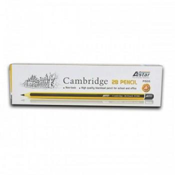 Astar Cambridge 2B pencils P1500