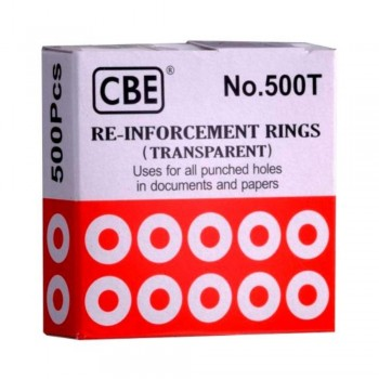 CBE 500T Reinforcement Ring Transparent (Item No: B10-126) A1R3B32