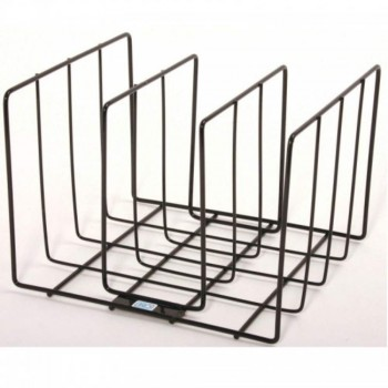 CBE 821 - Wire Book End (Item No: B10-35) A1R5B60