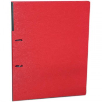 CBE 2D622 2-D PP Ring File (A4) Red