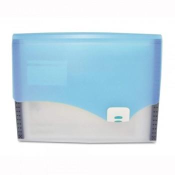 CBE 4307 Expanding File (A4) - Light Blue (Item No: B10-17 LBL) A1R5B16