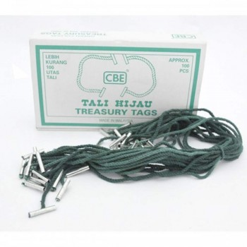 CBE Treasury Tags 7T (Item No: B10-155) A1R4B35