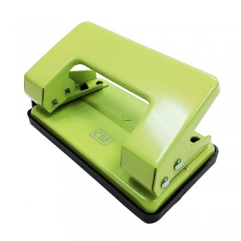 CBE 7171 Two Hole Punch (Small)-green