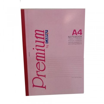 Campap CA3578 A4 Premium Note Book 120 pages